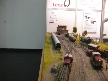 Lenz 0 gauge demo layout