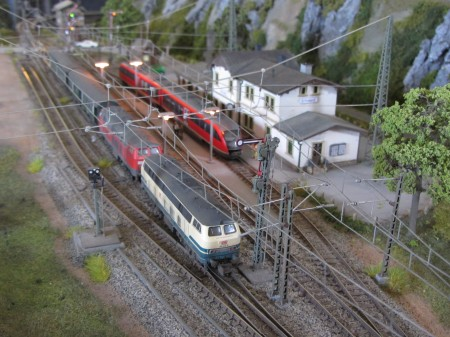 Ehrwald- N scale layout by Ben Russ