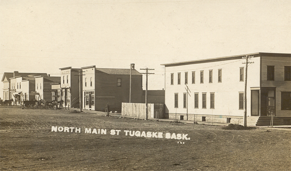 North Main Street Tugaske